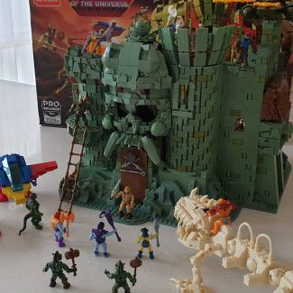 Image of: MCX Castle Grayskull