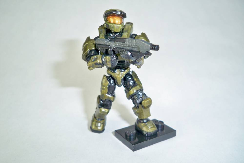 "Image of: Custom Master Chief ""Taller"" mod 2.0"