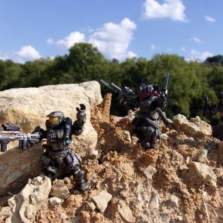 Image of: 405th Attacking