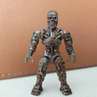 Image of: Terminator, Custom Rust defect