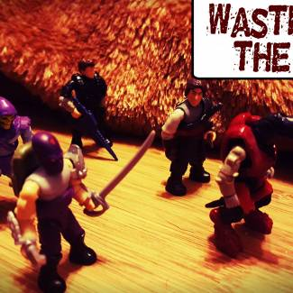 Image of: Wastelands: The Toll : 1