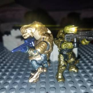 Image of: Arbiter and Cheif