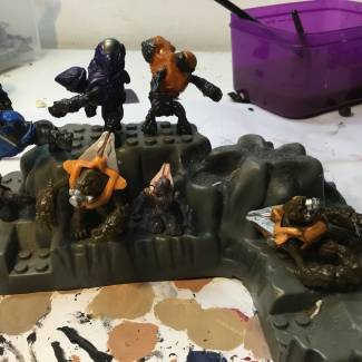 Image of: Custom Updates and Grunt Army
