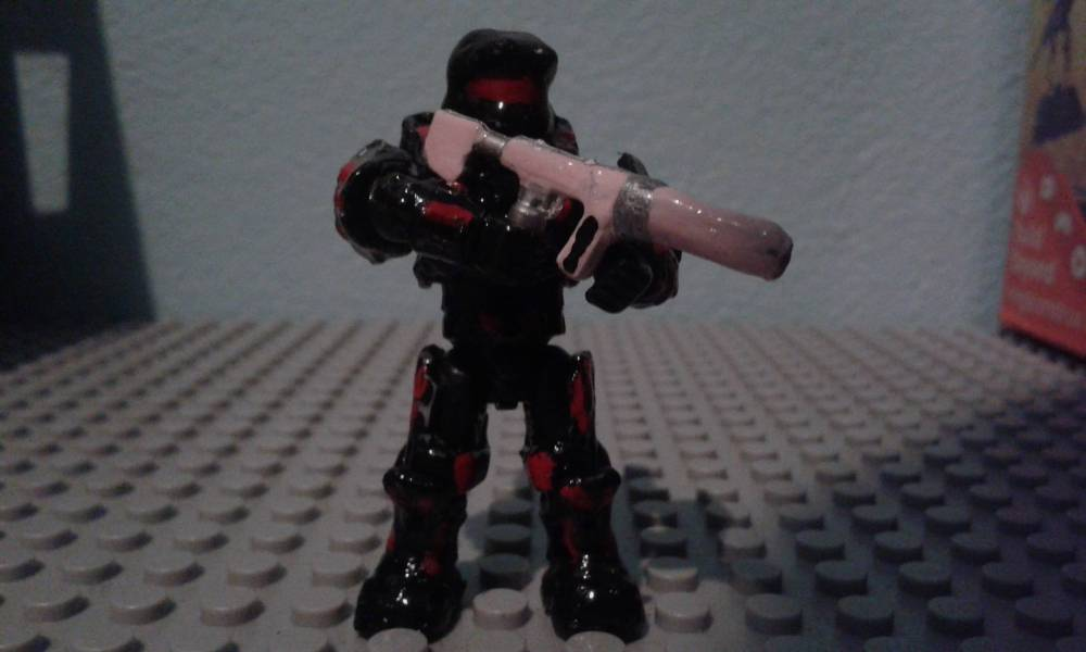 Image of: Halo and Doom quick customs