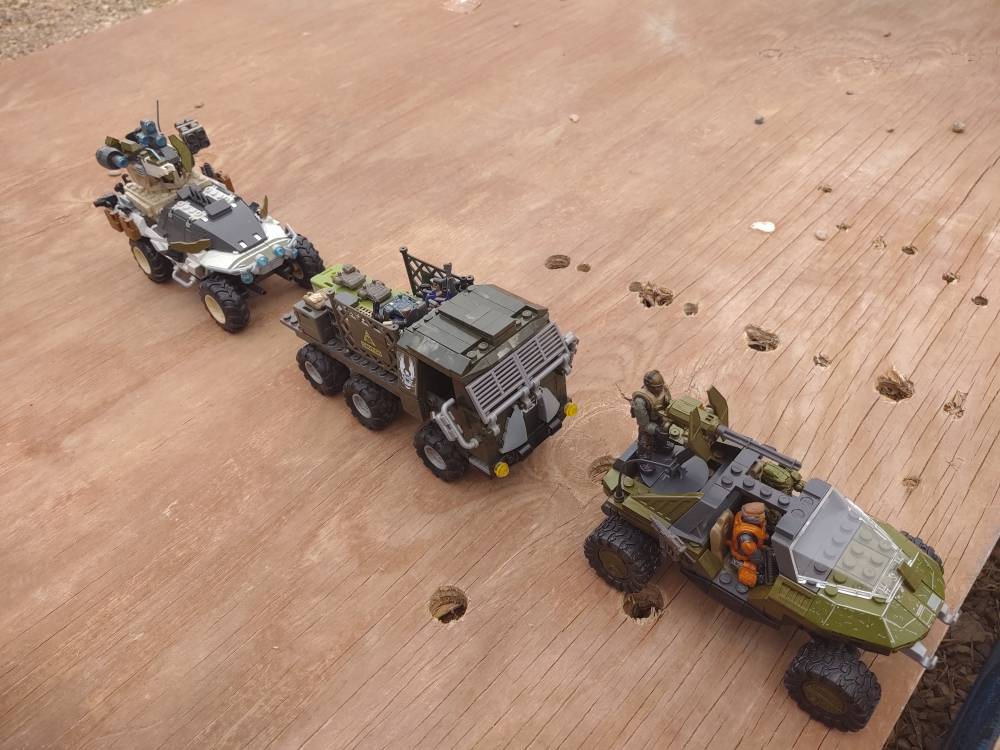 Image of: Convoy
