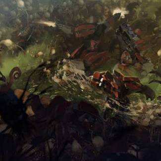 Image of: Halo wars 2 contención flood