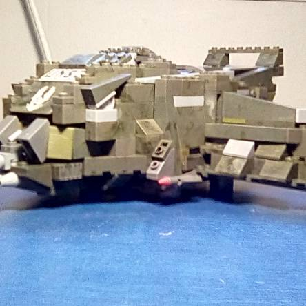 Image of: U.N.S.C. Goshawk troop transport...