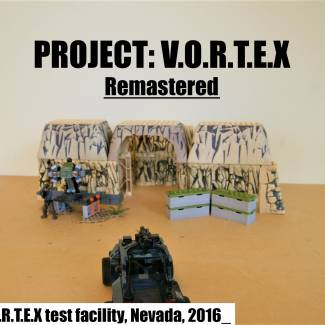 Image of: Project: V.O.R.T.E.X Remastered - Part I
