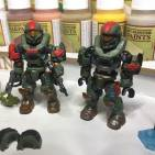 Image of: First to latest custom spartan. The Remake.