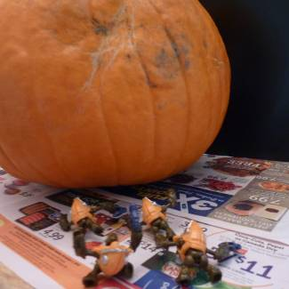 Image of: Pumpkin fun