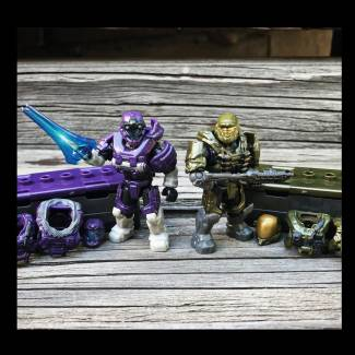 Image of: Spartan III Custom Pack!!!