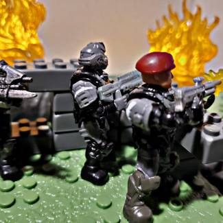 Image of: Battlecorps Stage 4: Part 12