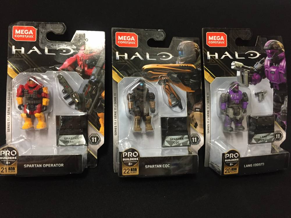 Image of: Halo Heroes wave 11 found!