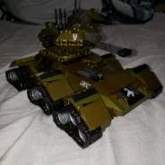 UNSC Tank #1: Turbo Scorpion Tank