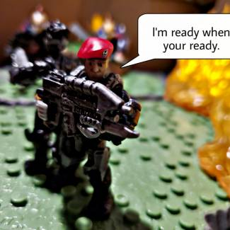 Image of: Battlecorps Stage 4: Part 17