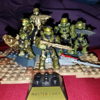 Image of: The master cheif collection