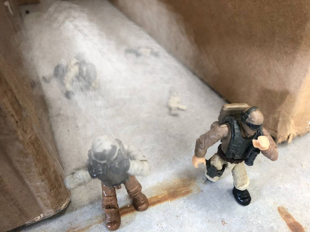 Image of: Tear Gas