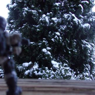 Image of: Winter Comes to Appalachia