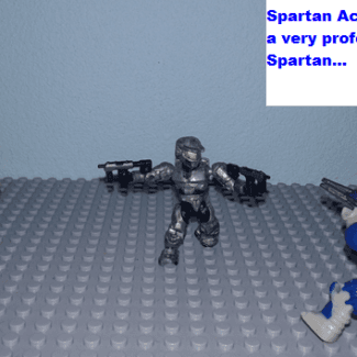 Image of: Remember Reach meet Spartan Ace ( @Acehalonerd1128 ):