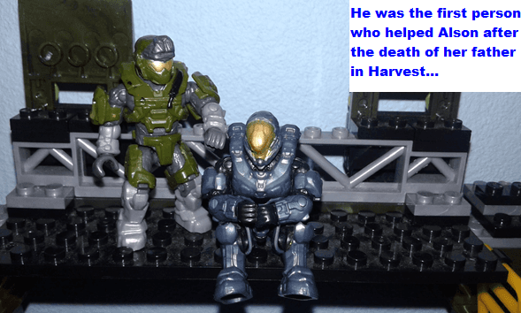 Image of: Remember Reach meet Spartan Gregor and Spartan Z19