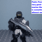 Image of: Remember Reach meet Medic Pedro Parzival and Marine flames Ricardo Noble