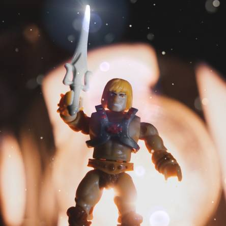 Image of: He-Man...