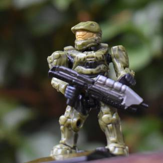 Image of: Master Chief - The Old New Style