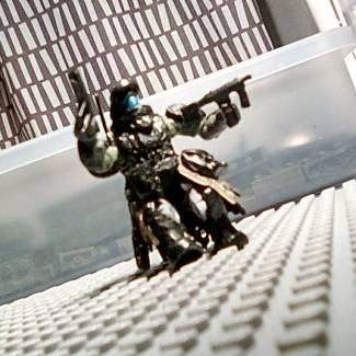 Image of: 405th O.D.S.T. unfinished...