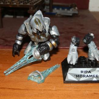 Image of: Custom - Ripa 'Moramee (WIP)
