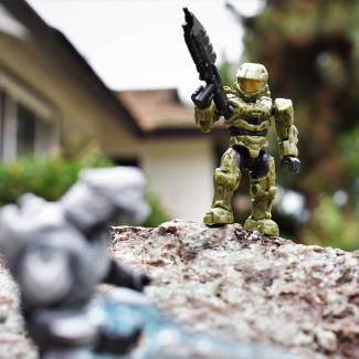 Image of: Master Chief(ONS) - I found a Weapon