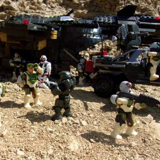 Image of: Joint Task Force Sierra Rendezvous with Sierra 117 #NPM