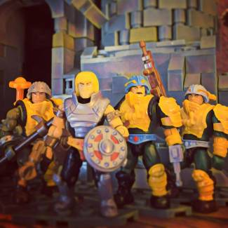 Image of: Prince Adam custom