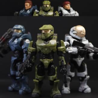Image of: Halo legends
