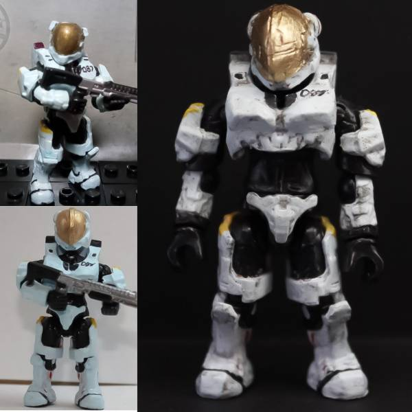 Share Project Halo Legends Mega Unboxed