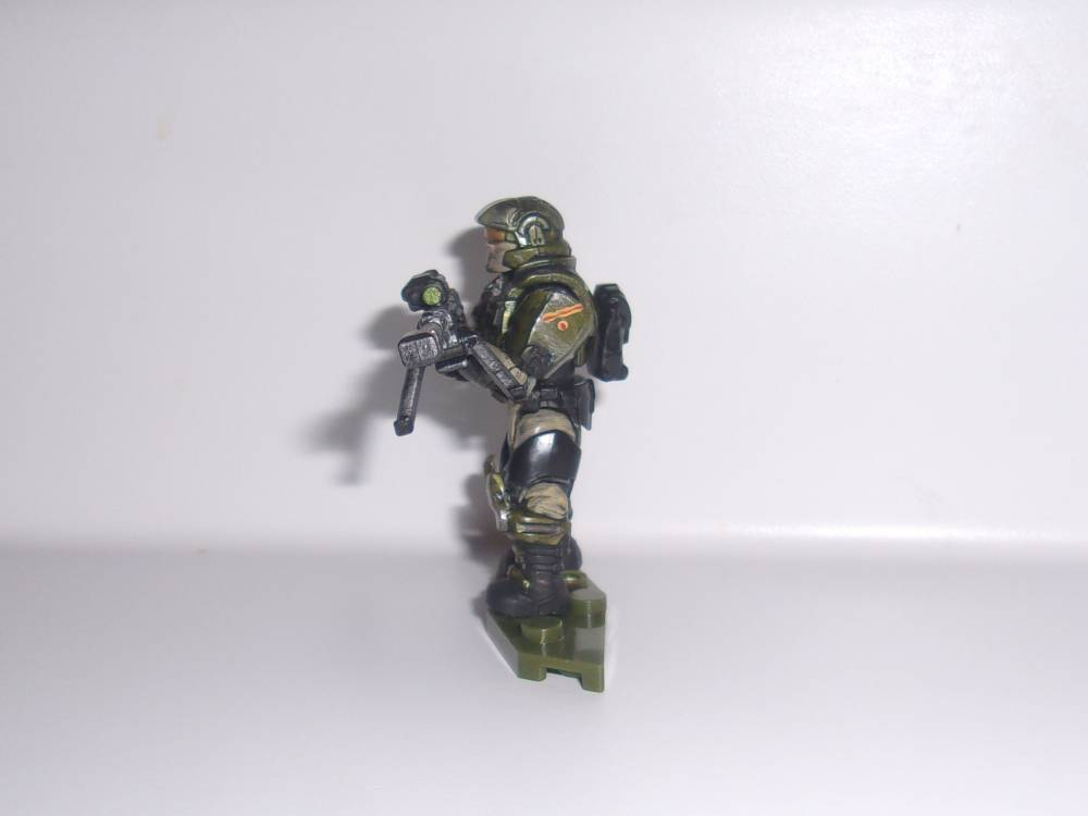 Image of: Halo 3 Marine Revamp: The Sniper