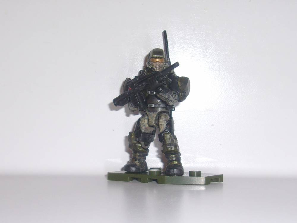 Halo 3 Marine Revamp: Radio Officer