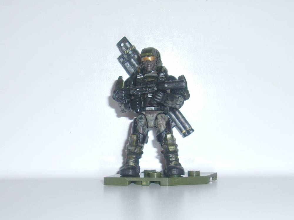 Halo 3 Marine Revamp: Heavy Weapons Specialist