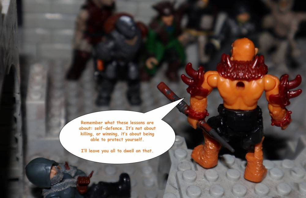 Image of: Wasteland - Fighting Words - Part 3