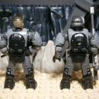 Sergeant Stacker and Halo 2 ODST