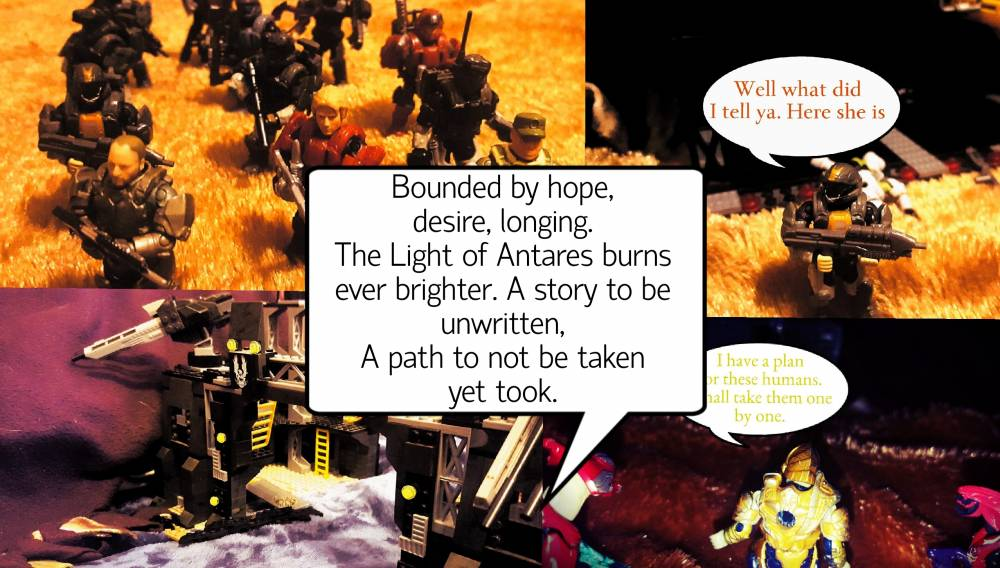 Image of: The Light of Antares - Recap/Teaser