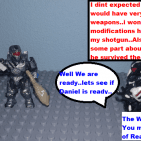 Welcome to Reach: Weapons guy