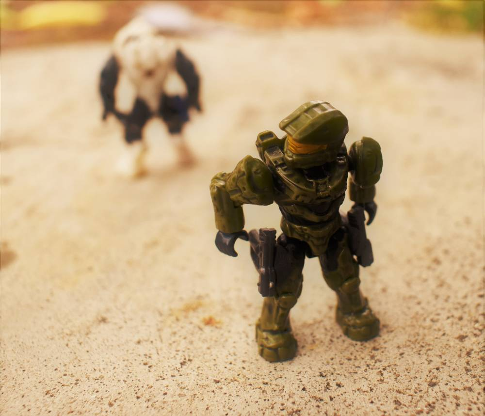 Master Chief(ONS) - Western Duel