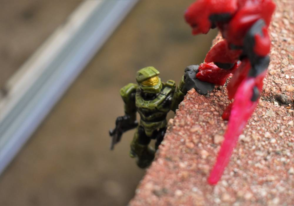 Master Chief(ONS) - On the Edge