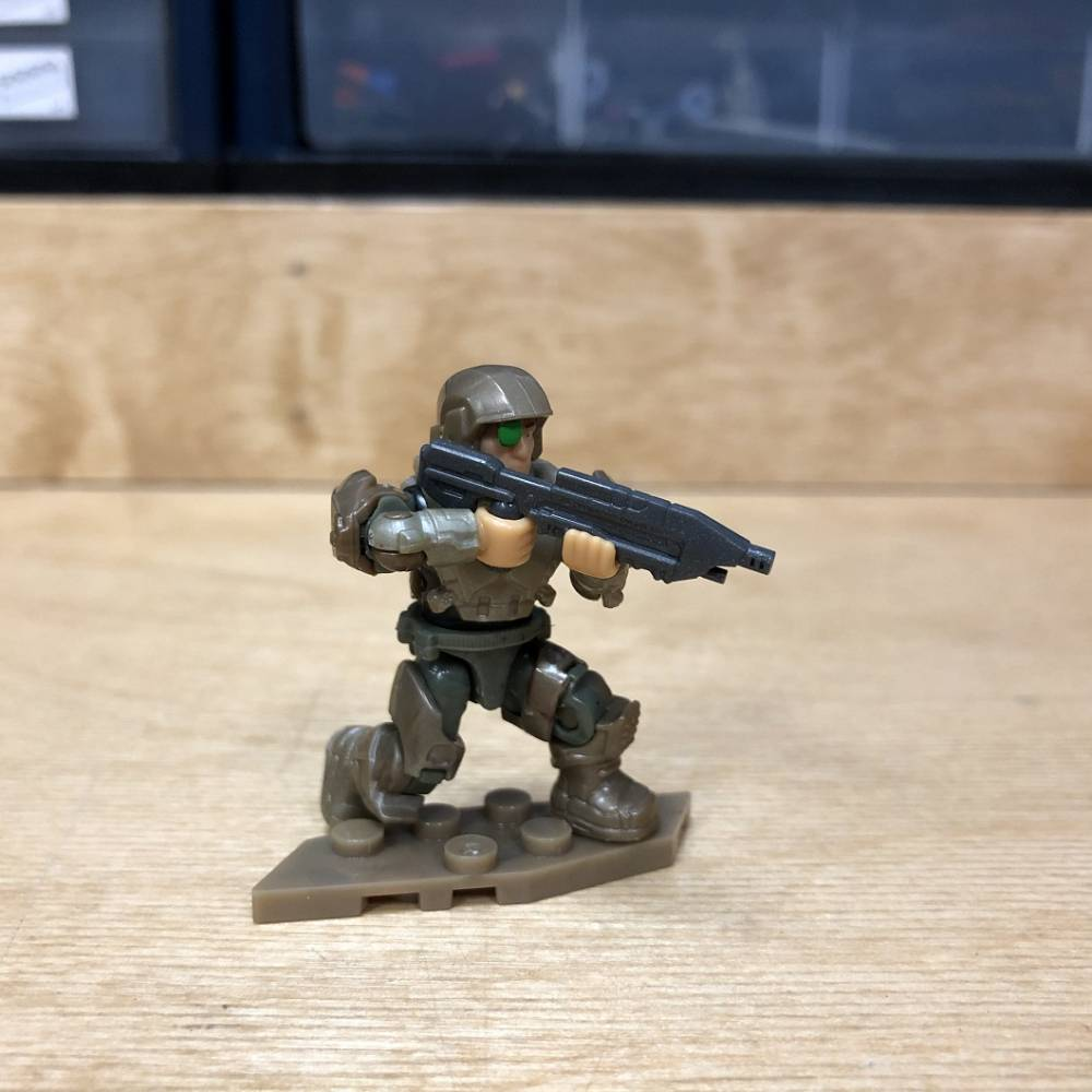 Closer Look at 2020 Halo CE Blind Bags: UNSC Figures