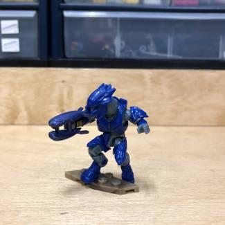 Closer Look at 2020 Halo CE Blind Bags: Covenant and Flood