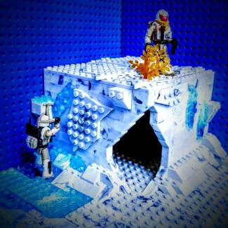 Image of: Ice Cavern Adventures