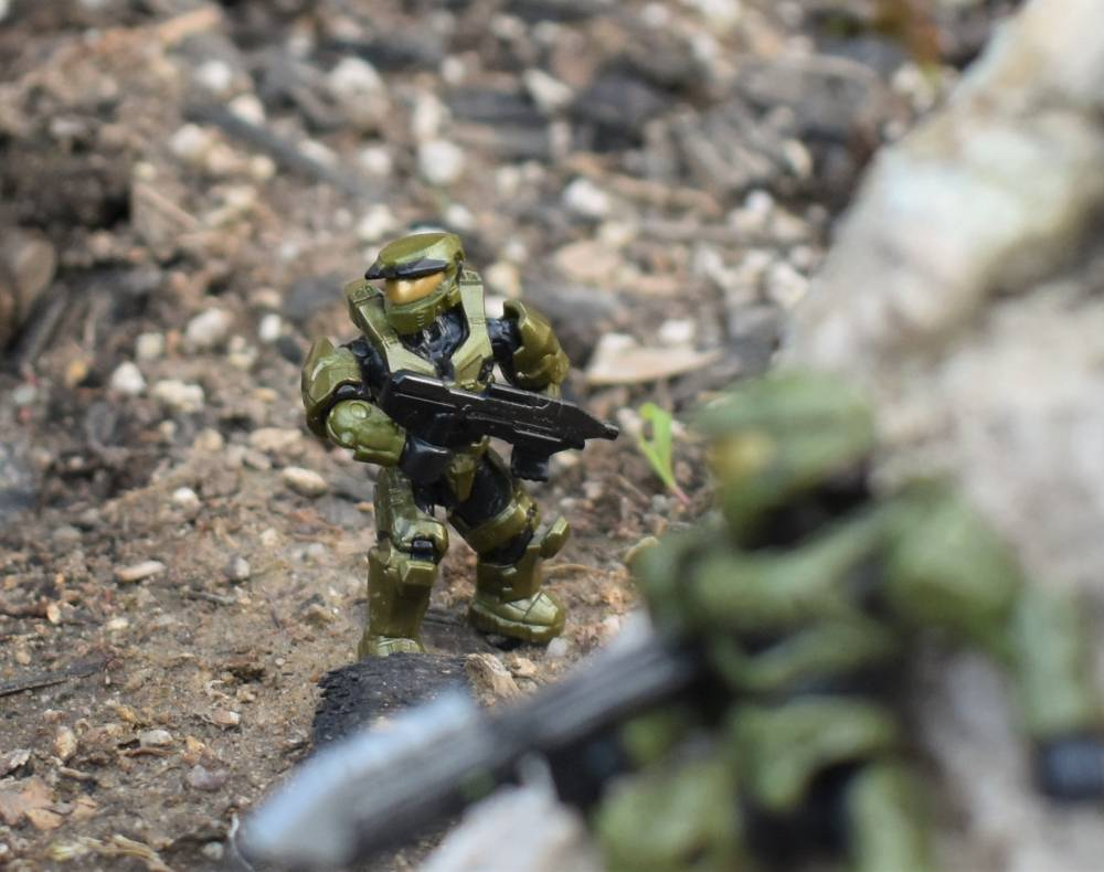 Image of: Master Chief(ONS) - The Old New meets the New Old