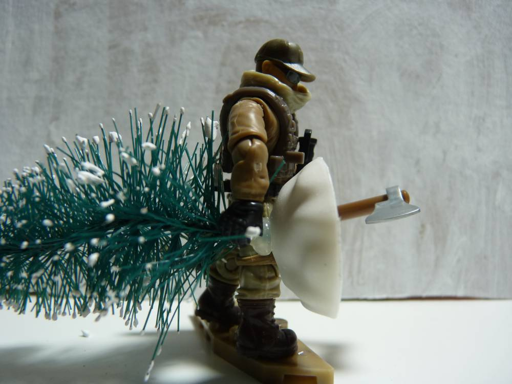 Image of: Wasteland Christmas/ introduction.