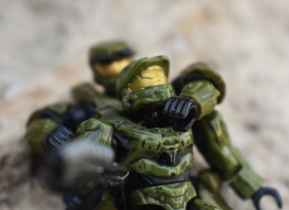 Master Chief(ONS) - Chief V Chief