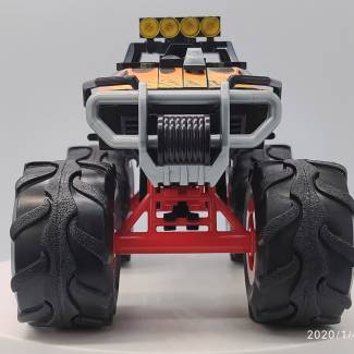Image of: Monster truck